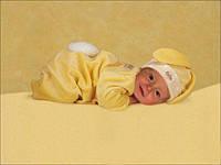 Детский фотоколлаж до 3-х лет