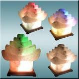 Соляная лампа Китайский Домик, фото 2