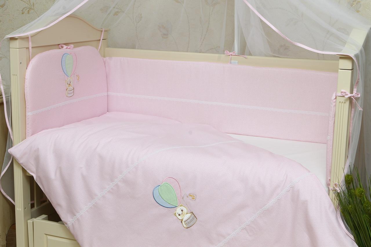 Захист в дитячу ліжечко Круїз
