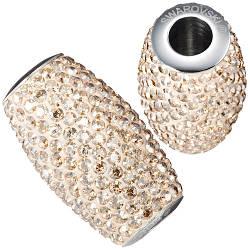 180921 Намистини BeCharmed Pave Column Bead