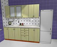 Кухня модульная ДСП