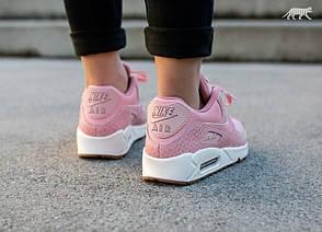 "Кроссовки Nike WMNS Air Max 90 Premium ""Pink"", фото 2"