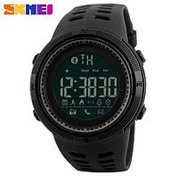 Спортивные мужские часы Skmei Smart Clever 1250 (Bluetooth) Спортивний розумний годинник