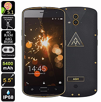 Смартфон AGM X1 Gold