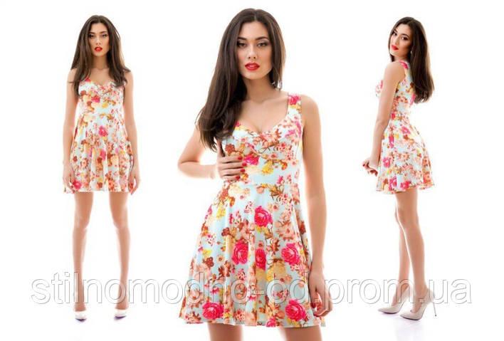 """Платье """"Приятная ткань"""""""