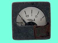 Миллиамперметр М4248