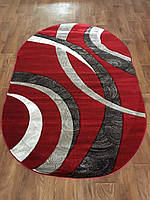 Ковер Meral 0571 RED oval