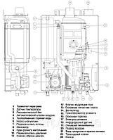 Фильтр водяной для котла  DAEWOO GASBOILER