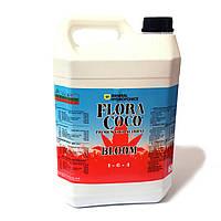Flora Coco Bloom 5 л. Удобрение GHE для кокосового субстрата.
