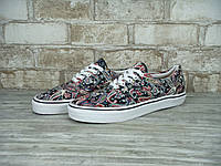 Кеды мужские Vans Authentic Paisley Bison/True White
