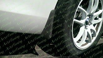 Брызговики передние и задние 4шт для Mazda 6 2013-2017