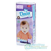Подгузники Dada 4 Extra Soft Maxi От 7 До 18 Кг 54 Шт