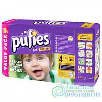 Подгузники Pufies 4 Baby Art & Dry 7-14 Кг 46 Шт