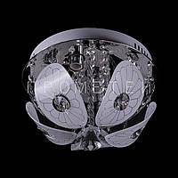 "Люстра ""торт - классика"" с LED подсветкой на пульте управления. P5-Y0595/4/CH"