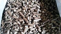 Пеллета - топливная гранула дуб - 8мм