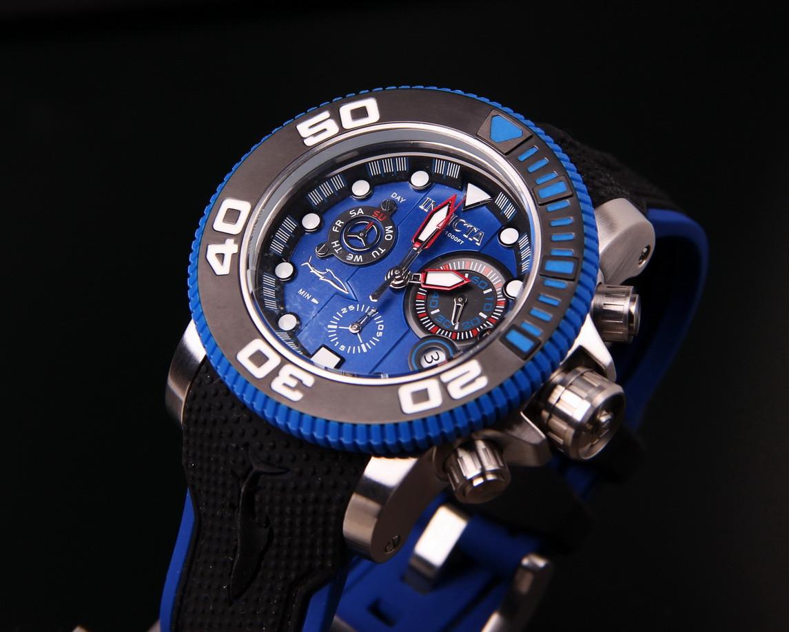 Мужские механические швейцарские наручные часы с водонепроницаемостью от 200WR