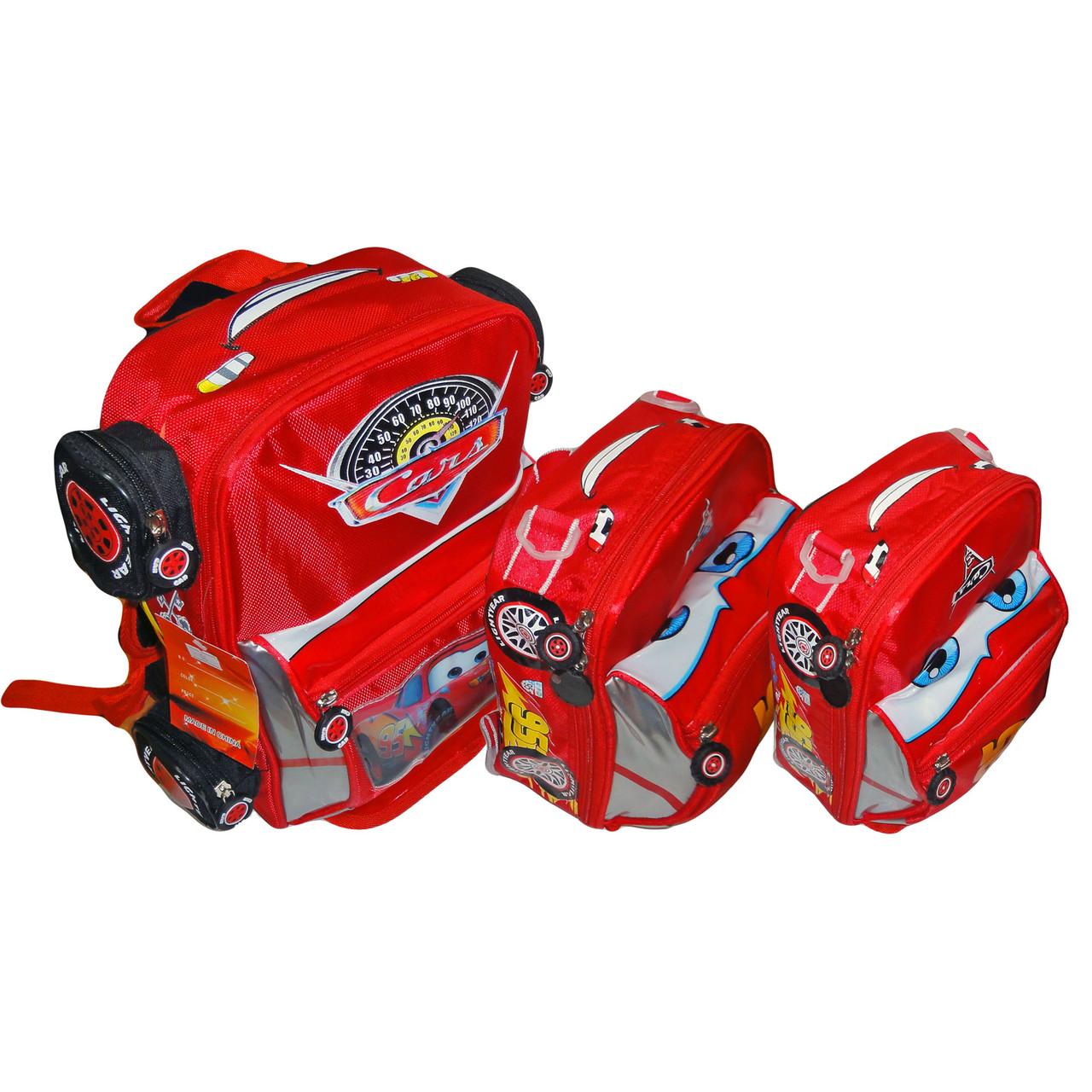 Рюкзак детский , ТАЧКИ, в ассортименте