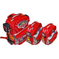 Рюкзак детский , ТАЧКИ, в ассортименте, фото 1