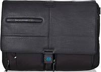 Удобная сумка через плечо для мужчин Piquadro SIGNO/Black, CA1592SI_N черный