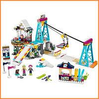 Конструктор Лего Френдс Горнолыжный курорт: подъёмник Lego Friends 41324