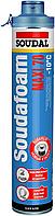 Пена с увеличенным выходом зим. Soudafoam MAXI 70 Click 870 мл