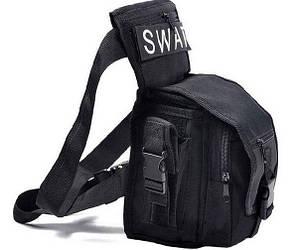Сумка тактическая, набедренная SWAT