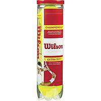 Теннисные мячи Wilson Championship 4ball