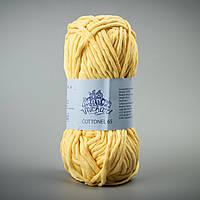 Пряжа Cottonel 65, цвет Желтый
