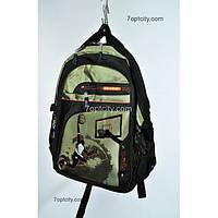 Рюкзак (спиннер в подарок) школьный для мальчика G1608-0152c