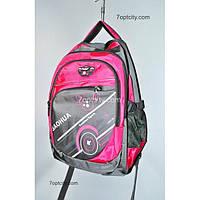 Рюкзак (спиннер в подарок) школьный для девочки G1608-BH0157a