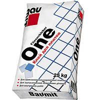 Baumit One клей для плитки, 25 кг