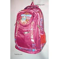 Рюкзак (спиннер в подарок) школьный для девочки Monster High Sh651-716b