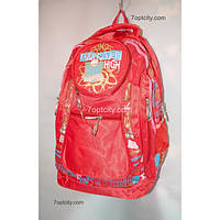 Рюкзак (спиннер в подарок) школьный для девочки Monster High Sh651-716d