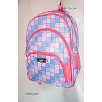 Рюкзак (спиннер в подарок) школьный для девочки Safari Sh651-735a