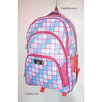 Рюкзак (спиннер в подарок) школьный для девочки Safari Sh651-735b