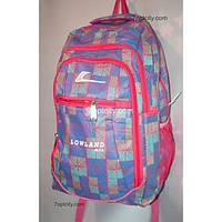 Рюкзак (спиннер в подарок) школьный для девочки Sh651-708a