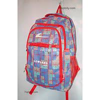 Рюкзак (спиннер в подарок) школьный для девочки Sh651-708b