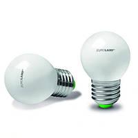 Лампа галогенная Eurolamp G45 42W E27 610Lm