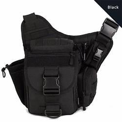 Тактическая плечевая сумка