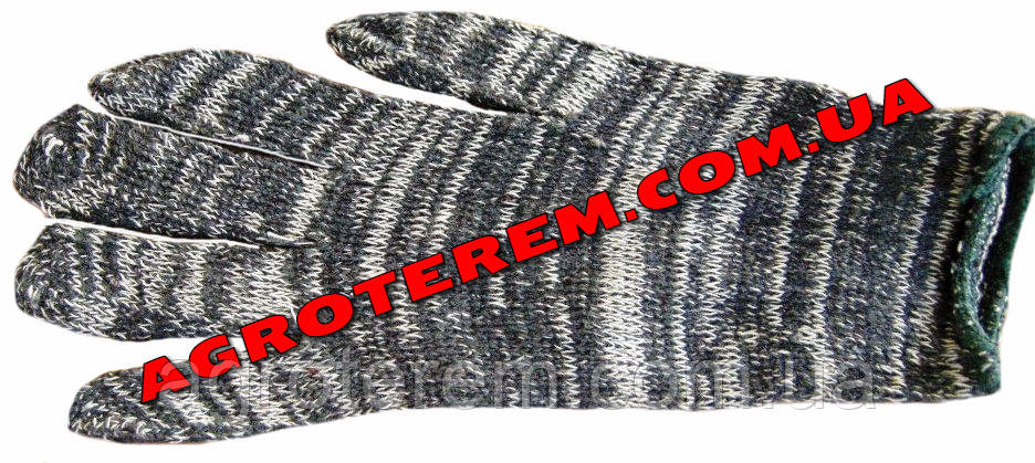 Перчатки серые  - Agroterem в Одессе