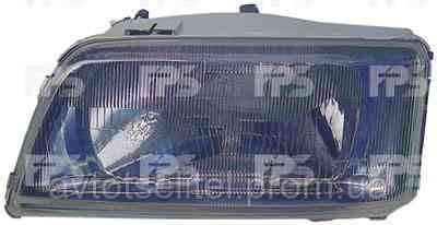 Фара передняя для Citroen Jumper 94-01 левая (DEPO) механическая/гидравлическая