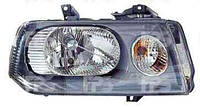 Фара передняя для Citroen Jumpy 03-07 правая (DEPO) под электрокорректор