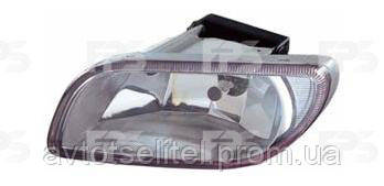 Противотуманная фара для Chevrolet Lacetti 03- левая (Depo) хетчбек