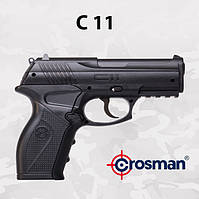 Пневматический пистолет Crosman C11 газобаллонный CO2, фото 1