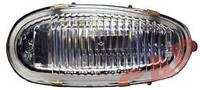 Противотуманная фара для Daewoo Lanos 98- правая (FPS) рифленое стекло (кроме Sport)
