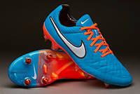 Бутсы футбольные муж. Nike Tiempo Legend V SG-Pro (арт. 631614-418), фото 1