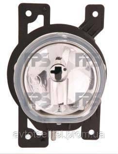 Противотуманная фара для Fiat Doblo 10- левая (Depo)