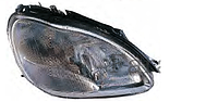 Фара передняя для Mercedes S-Class W220 98-02 левая (DEPO) под электрокорректор