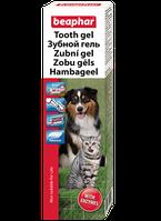 Зубной гель Beaphar Tooth gel для собак, ежедневный уход, 100 мл