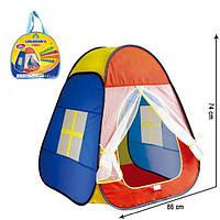 """Детская игровая палатка """"Волшебный домик"""" 904s"""
